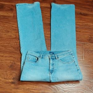 Jag Womens Medium Wash Blue Jean Size 12.